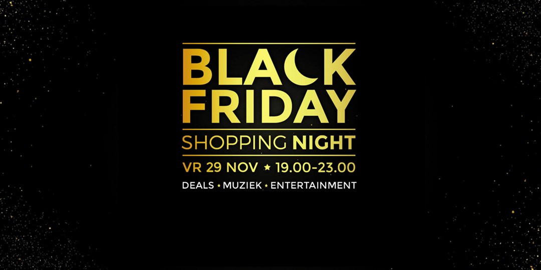 Event: Black Friday Shopping Night 2019